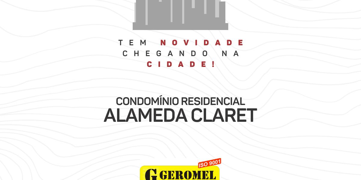 Condomínio Residencial Alameda Claret